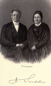 John Scudder and wife