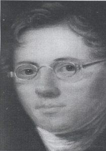 John Scudder portrait