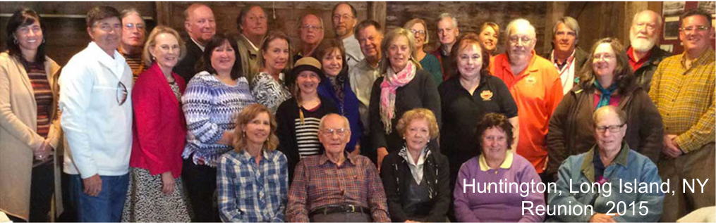 Reunion Members in Huntington, New York