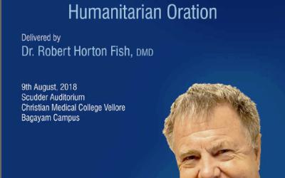 Former Scudder Association President to deliver Ida Scudder Humanitarian Oration