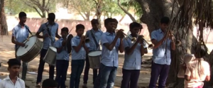 Arni School Band