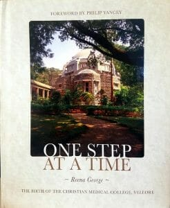One Step at a time book front cover of CMC Chapel