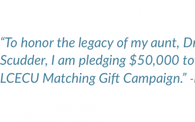 Final Push for CMC Matching Gift Program