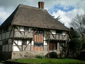 Example of An English Yeoman's Home
