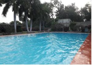 center pool