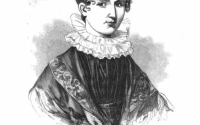 Who Was Joanna (Leffingwell) Lathrop