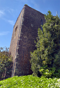 Stone Castle Tower